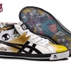 Onitsuka Tiger Tokidoki White/Black/Yellow