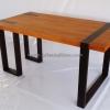 โต๊ะอาหารไม้สัก DNT-01