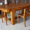 ชุดโต๊ะอาหารไม้สัก Nova Dining Teak Set