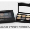 sivanna พาเลทอายแชโดว์ 12 สี sivanna make up academy professional