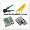 RJ45 RJ11 RJ12 CAT5 LAN Network Tool Kit Cable Tester Crimp Crimper Plug Pliers ส่งฟรีEMS