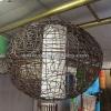 โคมไฟเพดานหวาย AN-01