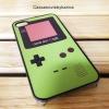 เคสไอโฟน4 เกมส์บอย สีเขียวอ่อน