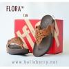 SALE > US 5 : FitFlop FLORA : Tan : Size US 5 / EU 36