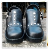 Harley Davidson  size 6.5 or 37.5 made in Brasil  used but very clean+ส่งEMS