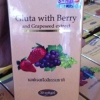 SKINISTA Gluta All in one :  Gluta With Berry And Grapeseed Extract  บรรจุ 30 เม็ด