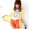 เสื้อคลุมแต่งกระดุมหน้าแฟชั่นเกาหลี (เกรดA)