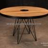 โต๊ะกลางไม้ TB-02