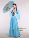 ชุดแฟนซีสาวจีนสีฟ้า