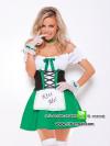 ชุด maid สีเขียว
