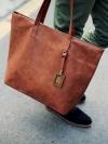 กระเป๋าถือลำลองหนังแฟชั่นผู้ชายจากเกาหลีมี3สี