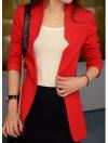 PRE-ORDER:สินค้านำเข้า> เสื้อสูทคลุม (มีให้เลือก2สี)