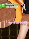 ชุดคาวเกิร์ลกางเกงขาสั้นสีน้ำตาล