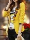 PRE-ORDER :: สินค้านำเข้า > เสื้อสูทคลุม > ดำ/น้ำเงิน/เหลือง