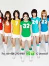 ชุดเชียร์ลีดเดอร์ วง Girls' Generation