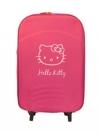 Pre Order / กระเป๋าเดินทาง  hello kitty มีสีชมพู