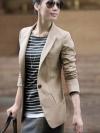 PRE-ORDER :: สินค้านำเข้า > เสื้อสูทคลุม (มีให้เลือก2สี)