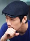 หมวกผ้าแฟชั่นผู้ชายจากเกาหลีมี5สี