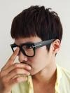 แว่นตากรอบแฟชั่นผู้ชายจากเกาหลีมี6สี