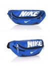 พร้อมส่ง / กระเป๋าคาดเอว-สะพายข้าง NIKE : สีน้ำเงิน