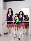ชุดนักเรียนเกาหลี แบบสาว ๆ วง girls' generation