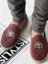 รองเท้าลำลองสไตล์โมนาโคแฟชั่นผู้ชายจากเกาหลีมี2สี