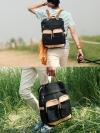 เป้สะพายหลังเปลี่ยนเป็นกระเป๋าหิ้วได้แฟชั่นเกาหลีมี4สี