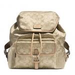 COACH BACKPACK IN SIGNATURE NYLON # 32970