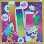 หนังสือกวดวิชาเคมี อาจารย์อุ๊ คอร์ส Entrance เล่ม 3 พร้อมแบบฝึกหัดและเฉลย