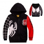 แจ็คเก็ต+เสื้อกันหนาว มีฮู้ด spiderman *02* 6 ตัว/แพค *ส่งฟรี*