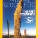 นิตยสารภาษาอังกฤษ  NATIONAL  GEOGRAPHIC (ฉบับเดือน August 2014)