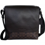 Coach Sullivan Small Messenger Signature PVC # 71765