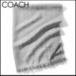 Coach Signature Wrap # 83650 สี Light Grey