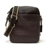 Coach Heritage Web Leather Flight Bag # 70813