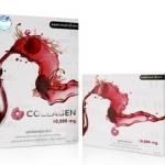 ผลิตภัณฑ์เสริมอาหาร Donut Collagen 10,000 mg. 1 set มี 1 กล่องใหญ่ 15 ซอง แถม 1 กล่องเล็ก 3 ซอง