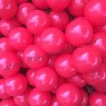 UT-5908 ลูกบอลเด็กสีล้วน 200 ลูก สีแดง