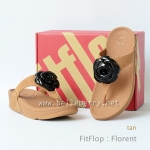 **พร้อมส่ง** FitFlop Florent : Tan : Size US 5 / EU 36