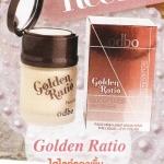 odbo Golden Ratio โกลเด้นเรโช ไฮไลท์+รองพื้น