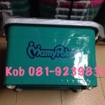 กล่องล้อpoko ใหญ่หนา(มี3สี)
