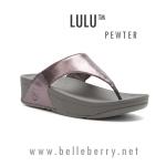 **พร้อมส่ง** รองเท้า FitFlop Lulu : Pewter : Size US 6 / EU 37