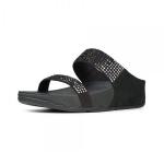 **พร้อมส่ง** รองเท้า FitFlop Flare Slide : Black : Size US 7 / EU 38