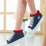 รองเท้าผ้าใบ♥แฟชั่นเกาหลี