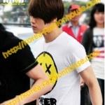 [พร้อมส่ง]CS13 เสื้อยืดพิมพ์ลายแบบเหมือนนักร้องใส่ค่า แจจุง จุนซู ชางมิน อึนฮยอค ฮีชอล ซีวอน เยซอง จีดรากอน ไซส์ M/L