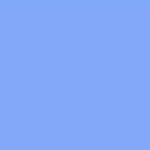 ผ้าสักหลาด สีฟ้าใส