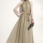 Chiffon Maxi Dress |   เม็กซี่เดรสผ้าชีฟอง สไตล์เกาหลี