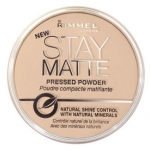 Rimmel Stay Matte Pressed Powder # Transparent