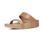 **พร้อมส่ง** รองเท้า FitFlop Lulu Slide : Tan : Size US 9 / EU 41
