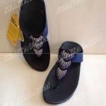 รองเท้าแฟชั่น รองเท้าเพื่อสุขภาพ Fitflop หูหนีบร้อยลูกปัด