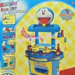 PRO-03-16 (PS-4041 ชุดเครื่องครัวโดราเอม่อนมีเสียงมีไฟ )