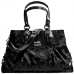 Coach Signature Madison Op Art Sateen Carryall Tote Style # 14578